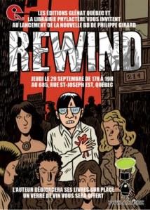 Lancement Rewind