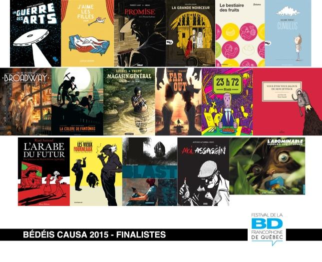 BedeisCausa2015_albums